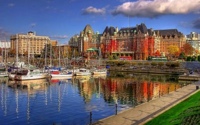 Downtown Victoria with Carolyn Harries-Duncan