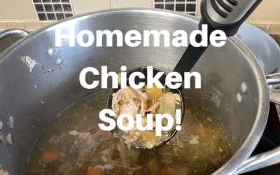 Homemade Chicken Soup!