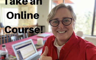 Take an online course!