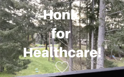 Honk for Healthcare!