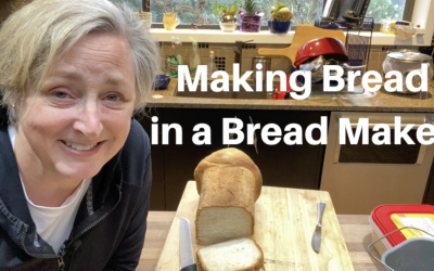 Making Bread in a Bread Maker!
