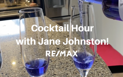 Cocktail Hour with Jane!