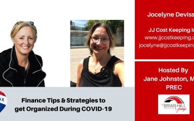 Finance Tips and Strategies to get Organized During COVID-19