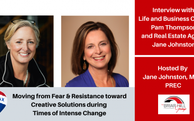 Moving from Fear and Resistance toward Creative Solutions during Times of Intense Change