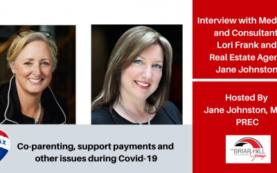 Co-parenting, Support Payments & Other Issues During Covid-19