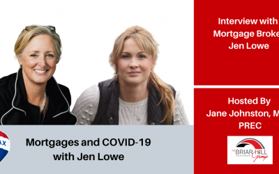 Mortgages and COVID-19 with Jen Lowe