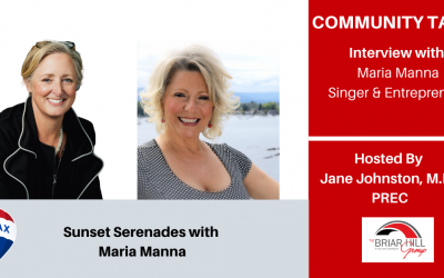 Sunset Serenades with Maria Manna!