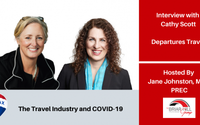 The Travel Industry and COVID-19 with Cathy Scott!