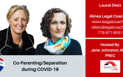 Co-parenting and Separation during COVID-19 with Laurel Dietz