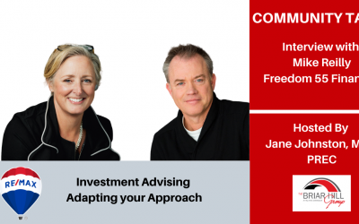 Investment Advising – Adapting your Approach to Finances