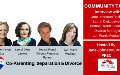 Rights, Entitlement, Finances and a Plan When Separating/Divorcing