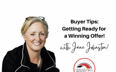 Buyer Tips: Getting Ready for a Winning Offer!